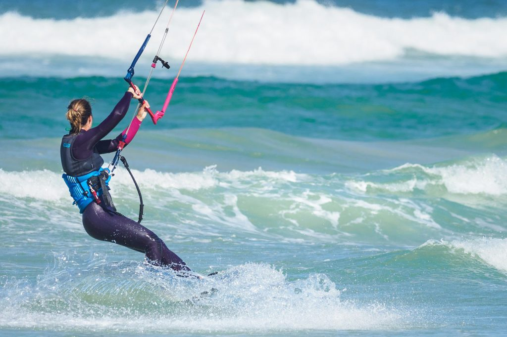 Wind και Kite Surf list